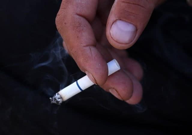 אל תעשן
